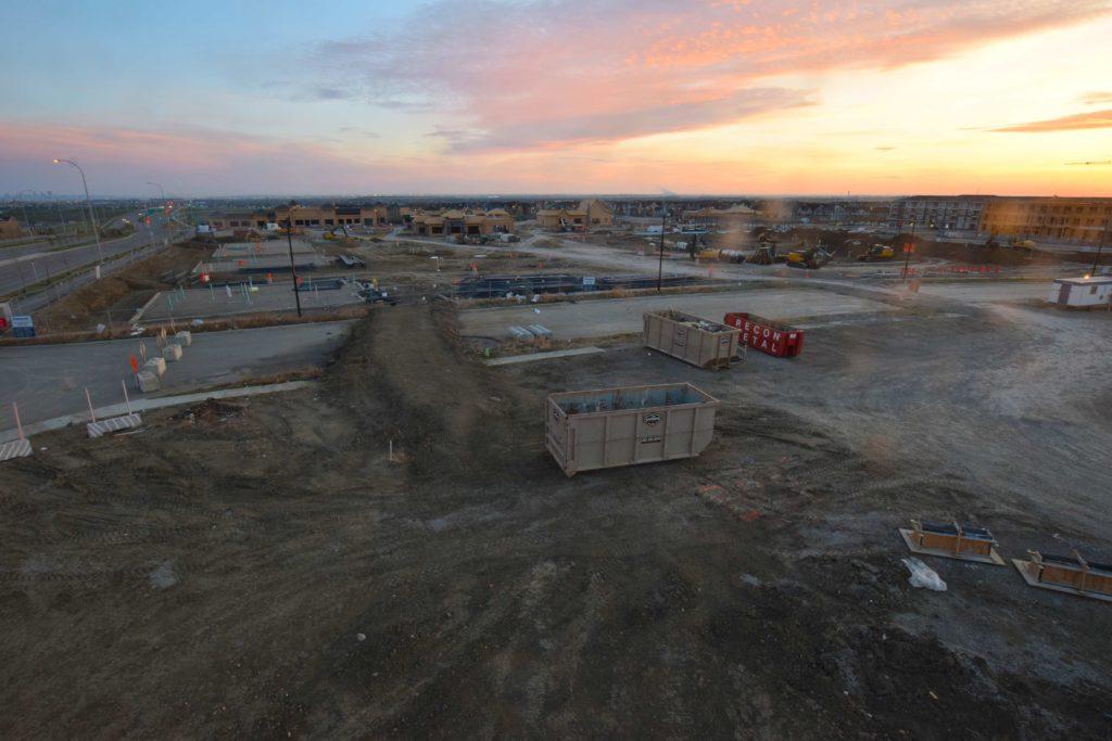 Mahogany Calgary OwlBox 4K Construction Camera Time-Lapse System & Services